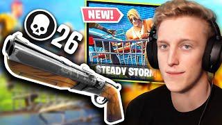 Double Barrel Shotgun And A Dream... (27 kill gameplay)
