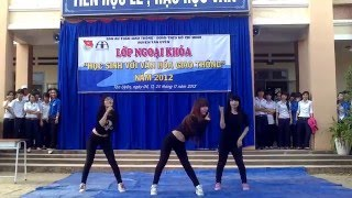 nhảy hiện đại Trường THPT Tân Bình part2