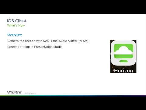 VMware Horizon 7 v7.8 & CART 5.0: Deep Dive