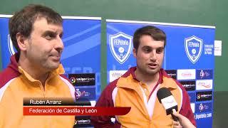 Resumen Campeonato de España de Federaciones Absoluto  Frontón 36m