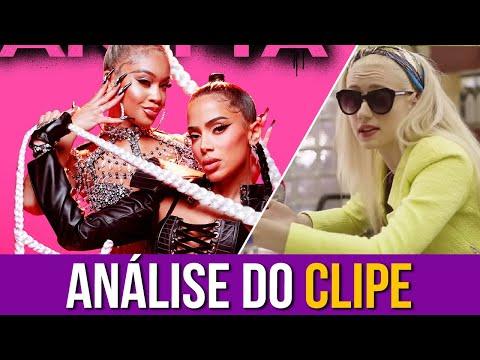 Análise do Clipe: Anitta - Faking Love (feat. Saweetie)