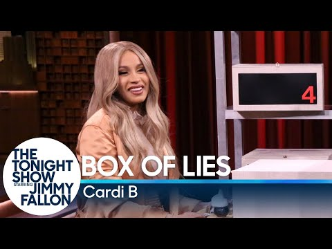Box of Lies with Cardi B