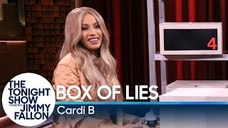 Video Box of Lies with Cardi B MP3, 3GP, MP4, WEBM, AVI, FLV Januari 2019