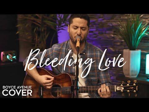 "Leona Lewis  ""Bleeding love"" Cover by Boyce Avenue"
