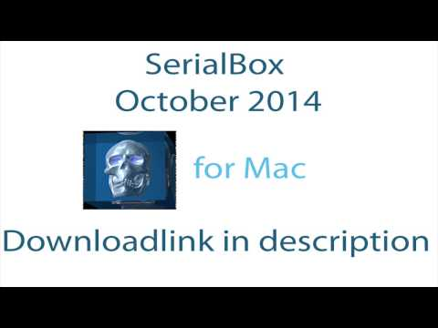 SerialBox 08-2014 for MAC