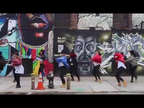 @iamdiddy Let's Get It - Jordan Washington Choreography