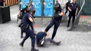 Download Lagu Polizeigewalt Deutschland - polizeigewalt-georgstraße-hannover-2014 Mp3