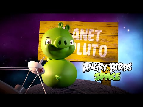 Video of Angry Birds Space HD