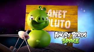 Angry Birds Space HD YouTube video