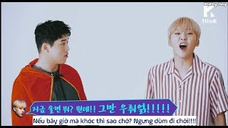 Dokyeom - Cái loa của nhà Mười Bảy =))