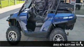 4. 2012 Can-Am Commander Limited 1000  - Velocity Powersport...