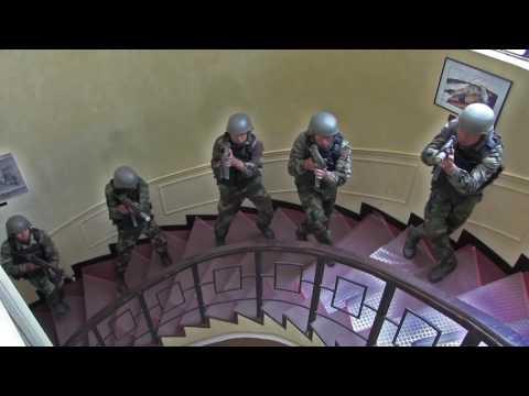 XX Aniversario de la operación militar de rescate de rehenes