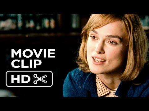 The Imitation Game Movie CLIP - Like You (2014) - Keira Knightley, Benedict Cumberbatch Movie HD