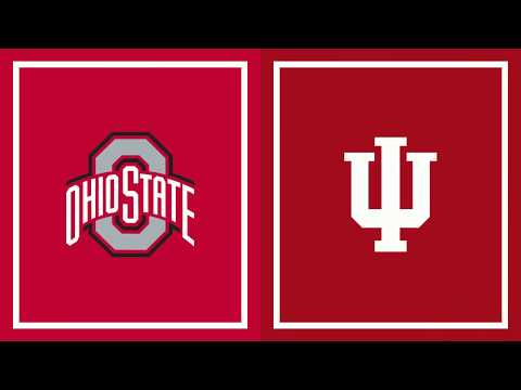 First Half Highlights: Buckeyes Lead Indiana at The Break | 2019 B1G Tournament