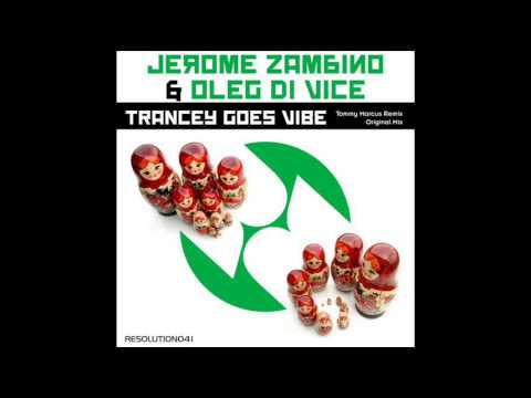 trancey - Written and produced by Jerome Zambino & Oleg Di Vice in the Madness-Room studio (France). Released on Resolution Records the 17th of june 2011.