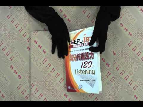 TAAZE TOEFL-IBT高分托福聽力120(1)-網路 … 二手書書況 957900997X