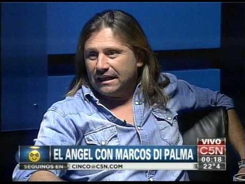 C5N - EL ANGEL DE LA MEDIANOCHE CON MARCOS DI PALMA