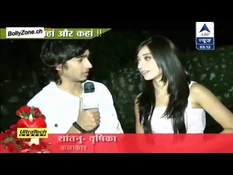 Video Vrushika And Shantanu Talk About Gandi Baat Dance By SBS - 15th February 2014 download in MP3, 3GP, MP4, WEBM, AVI, FLV January 2017