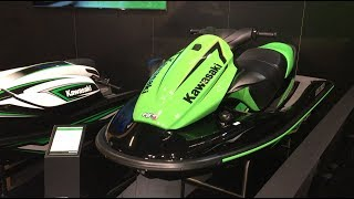 9. Kawasaki STX 15F