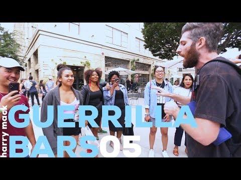 Harry Mack - Guerrilla Bars (Episode 5) /// Live Freestyle Rap