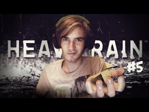 heavy rain - Subscribe & join the BRO ARMY! ▻ http://bit.ly/JoinBroArmy Facebook ▻ http://on.fb.me/p8ksGr Twitter ▻ http://bit.ly/gETQhT T-Shirts ▻ http://pewdiepie.sprea...
