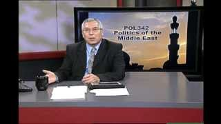 POL342 Politics of the Middle East #01 Sp14