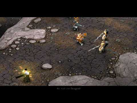 Battle Realms Kenji's Ending (Dragon)
