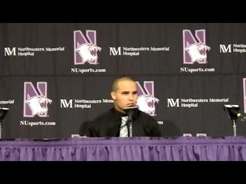 Kain Colter Interview 9/22/2012 video.