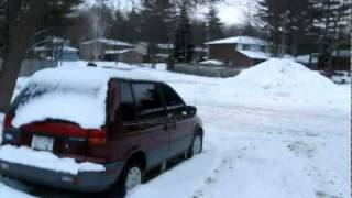 8. Polaris Indy 340 Snowmobile