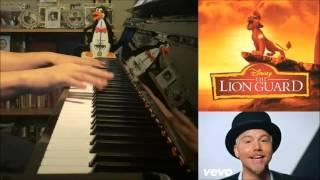 Video Lion Guard - Here Comes the Lion Guard - Beau Black (Piano Cover by Amosdoll) MP3, 3GP, MP4, WEBM, AVI, FLV April 2018