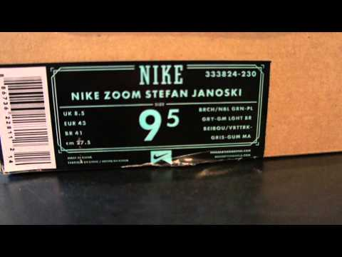 nike sb bonsai - Reviewing the Stefan Janoski