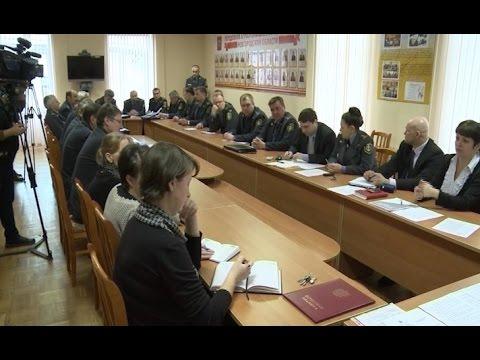 Региональное управление Гостехнадзора провело сегодня совещание по итогам работы в 2015 году