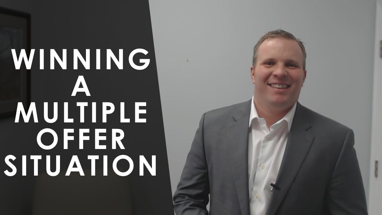 The Key to Winning a Multiple Offer Situation as a Homebuyer