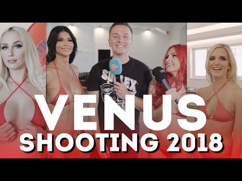Venus Shooting 2018  | Lexy Roxx, Lucy Cat, Micaela Schäfer & Schnuggie91