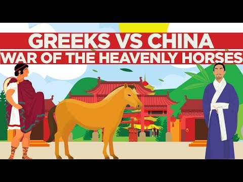 Battles of History: Greek vs. Chinese War