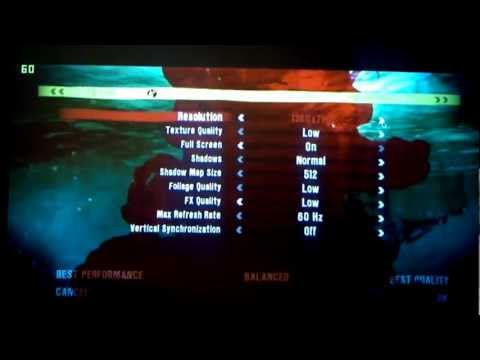 R3DLIN3S - HD 5670 Radeon AMD ATI XFX Video Card Review Gaming Dead Island 3d Projector Gaming R3DLIN3S redlines red lines 1GB DDR5 Ram www.planetbng.com 627 million 40...