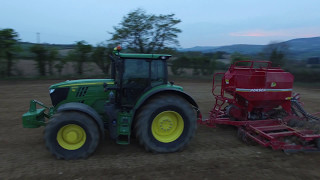 Video Sowing 2017 | New John Deere 6215R MP3, 3GP, MP4, WEBM, AVI, FLV November 2017