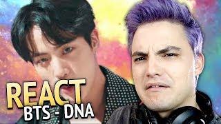 REAGINDO A BTS - DNA