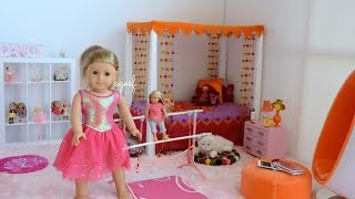 American Girl Doll Isabelle Bedroom