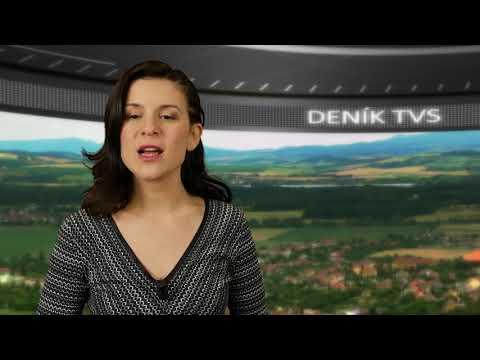 TVS: Deník TVS 15. 12. 2017