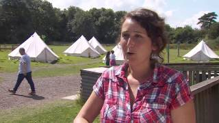 BBC World Science: Short Film About CHIVA Support Camp