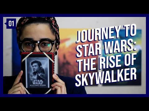 EP 01 - Journey to Star Wars: The Rise of Skywalker | Resenhas (Sem Spoilers)