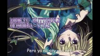Meikyuu Butterfly-hoshina Utau (Nana Mizuki) -sub Español