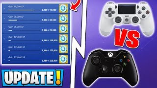 *NEW* Fortnite Update! | 2000 Vbucks Challenges, 7.40 Details, Console Players!