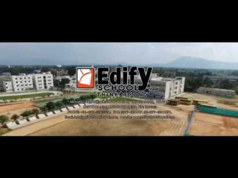 Edify School Tirupati Campus (видео)