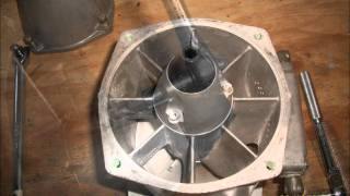 4. How to remove pump and impeller from a 2007 Kawasaki Ultra 250X Jet Ski.wmv