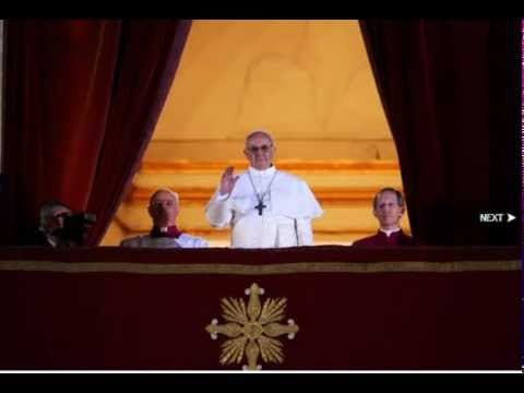 New Pope Francis I The New Pope elected 2013 [HD]
