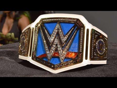 WWE Smackdown Women's Champion History