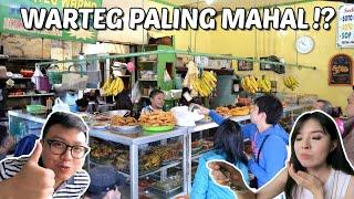 Download Video Warteg Termewah & Termahal !! Yang Makan Disini Bawa Mobil Mewah !! MP3 3GP MP4