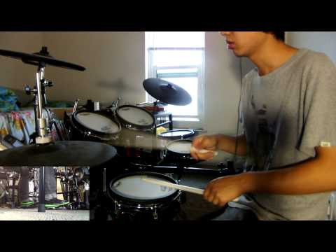 TOTO – Africa – drum cover